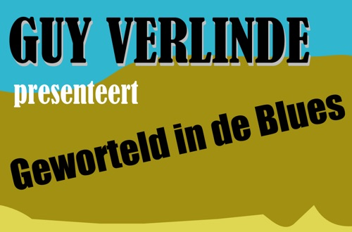 geworteld in de blues